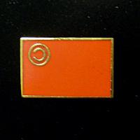 Copyleft Pin