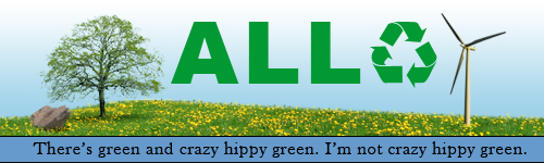 Kermit was wrong; it's easy being green.