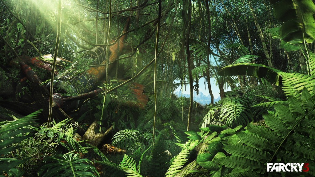 A screenshot from Far Cry 3